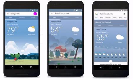 Google_Wetter_Design