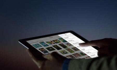 iOS 9.3 Header