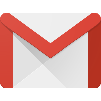 Gmail Logo Header
