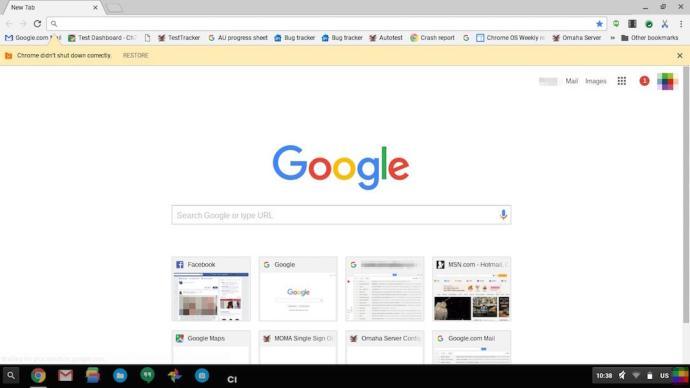 Google Chrome Material Design Vorschau4