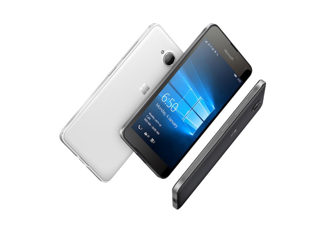 Lumia 650 header