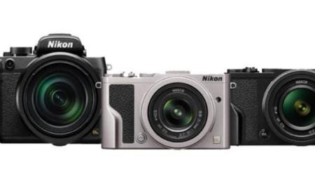 Nikon Kompaktkameras 2016