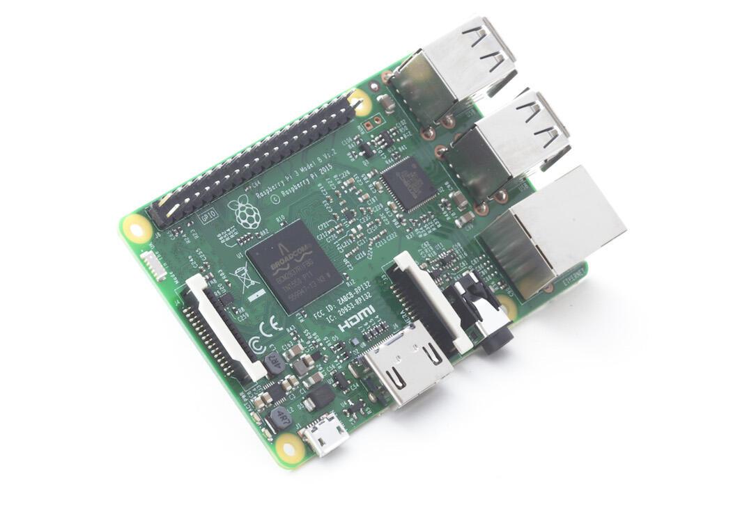 Raspberry Pi 3 Header