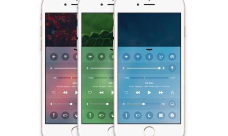iOS 10 X Kontrolzentruml