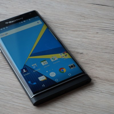 BlackBerry Priv Test7