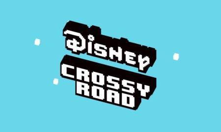 Disne Crossy Road