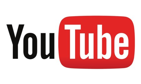 YouTube Logo Header