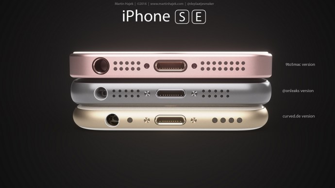 iPhone SE Konzept1