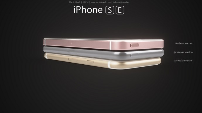 iPhone SE Konzept2
