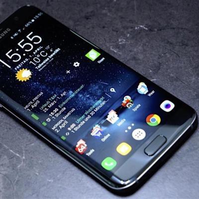 Galaxy S7 Edge Header