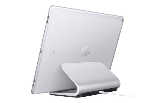 Logitech Base iPad Pro Header
