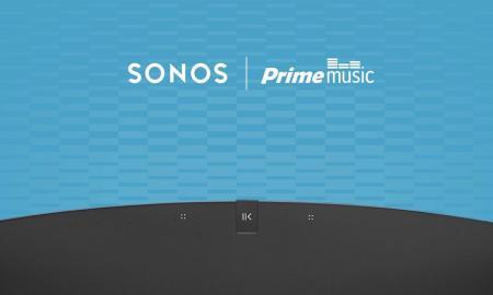 Sonos Amazon Prime Musik Header