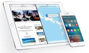 Apple iOS iPhone iPad Header