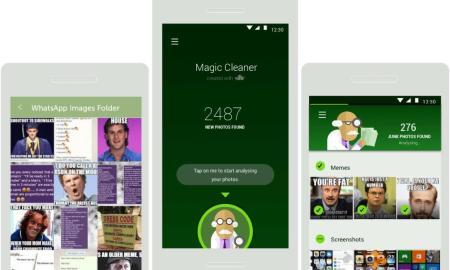 Magic Cleaner for WhatsApp