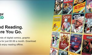 amazon comixology