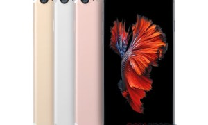 iPhone 7 Render Oben