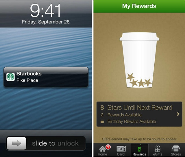 Starbucks App Will Soon Let You Pre-Order From YourPhone
