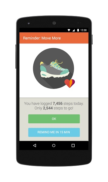 Mango Health uses Google Fit to add activity, blood pressure, weight