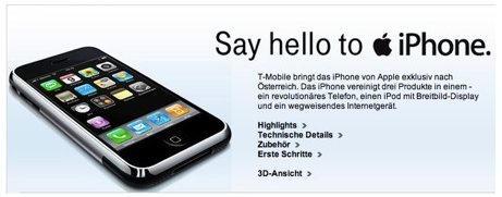 iPhone T-mobile