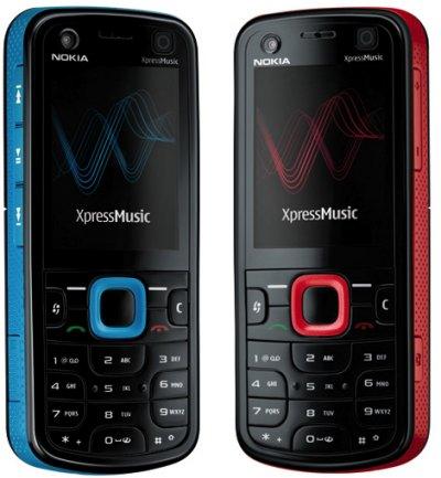 Nokia esitteli 5320