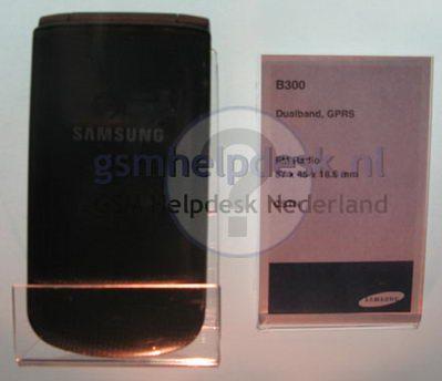 Samsung B300