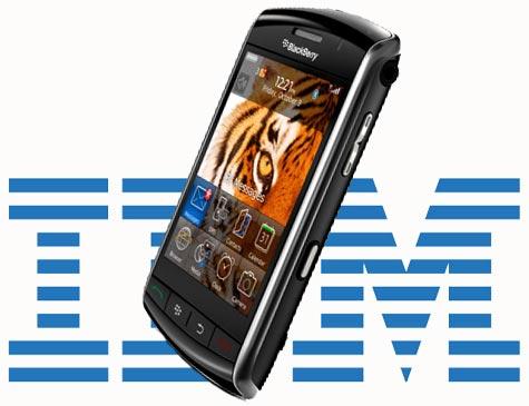 IBM BlackBerry
