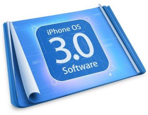 Apple iPhone OS 3.0