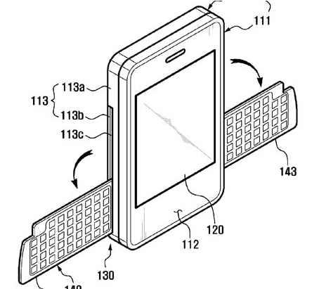 Samsung patentti