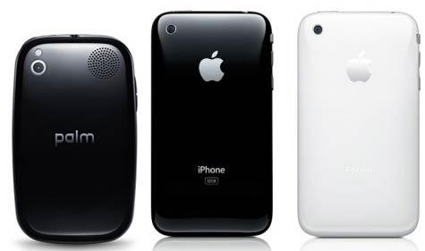 Pre ja iPhone 3GS