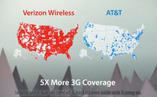 Verizon AT&T