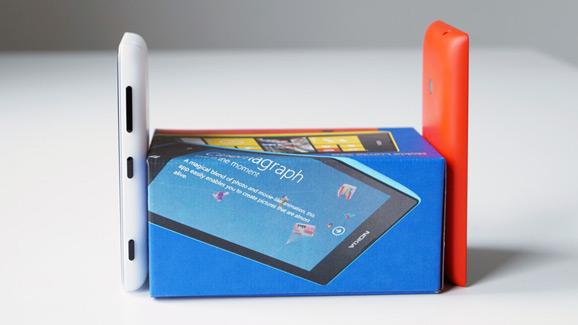 Lumia 620 ja Lumia 520