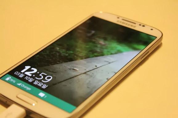 TIzen Galaxy S4