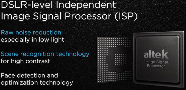 Huawei P8 ISP
