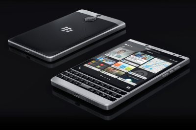BlackBerry Passpor Silver Edition