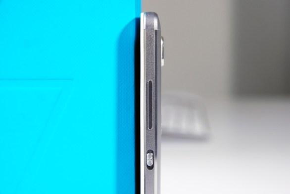 Huawei Honor 7, sivusta.