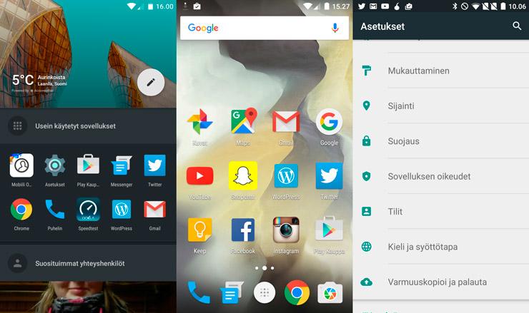 OnePlus 2 OxygenOS 2.1