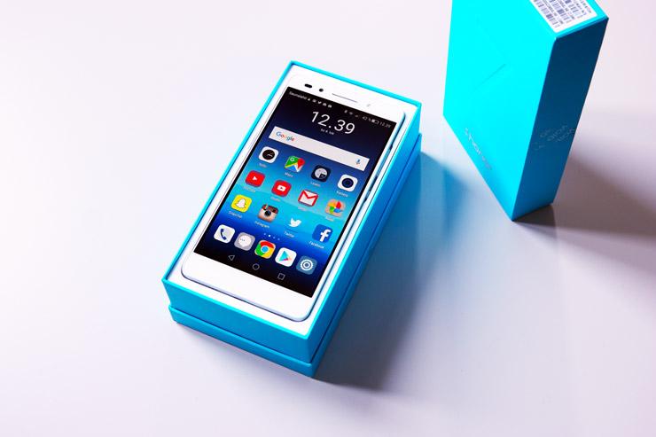 Huawei Honor 7 älynäppäin