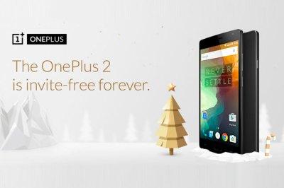 OnePlus 2 ilman kutsua