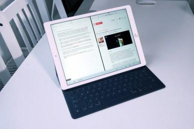"Apple iPad Pro (12,9""), smart keyboard"