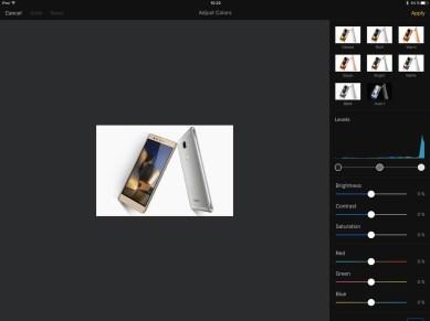 Pixelmator, iPad Pro