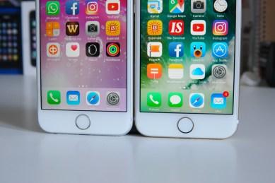 Apple iPhone 7 ja 6s