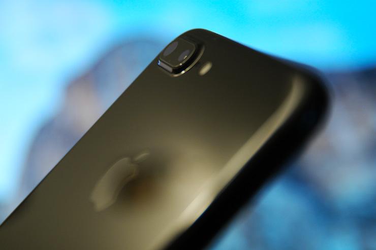 Apple iPhone 7, dual camera