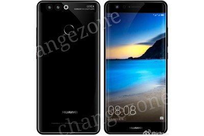 Huawei P10 curved