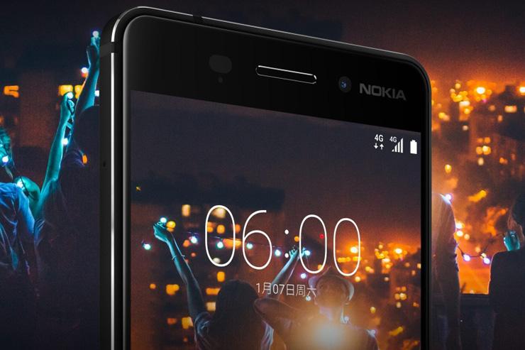 Nokia6, Nokia 6