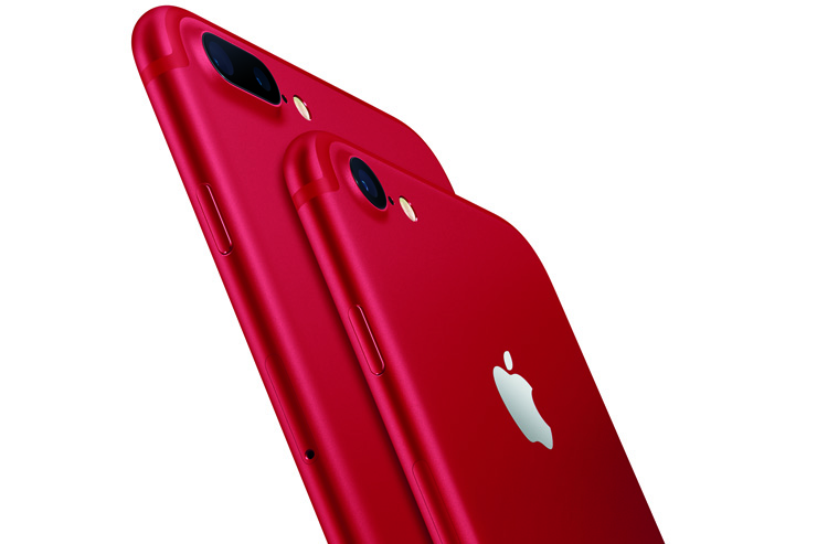 iPhone 7 Plus punainen ProductRed