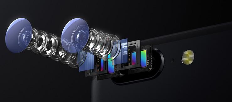 OnePlus 5 kamera