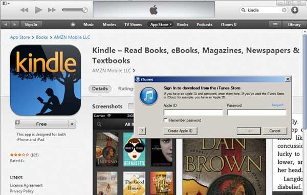 How to Transfer Kindle Books to iPad Air, mini, the new iPad, etc?