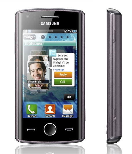 Samsung Wave 578 Supports NFC
