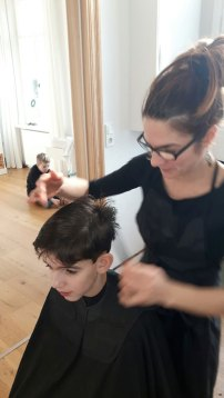 Tatjana Sandmann | Ihre mobile Friseurin in Bruchsal - Untergrombach