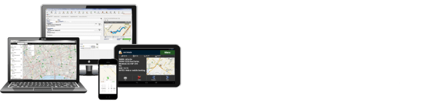 Booking, Dispatch & Back Office
